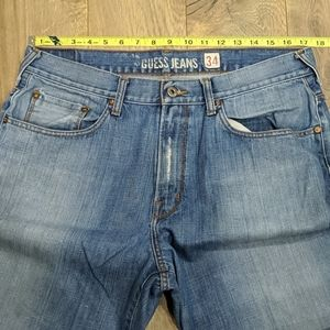 35x32 mens Guess Jeans